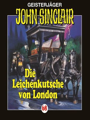cover image of John Sinclair, Folge 68