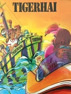 cover image of Tigerhai, Folge 1