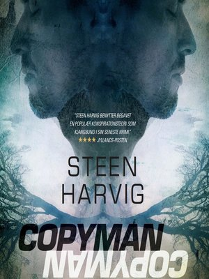 cover image of Copyman