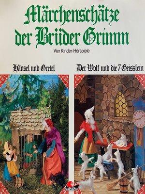 cover image of Märchenschätze der Brüder Grimm, Folge 1