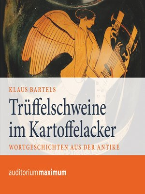 cover image of Trüffelschweine im Kartoffelacker