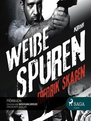 cover image of Weiße Spuren