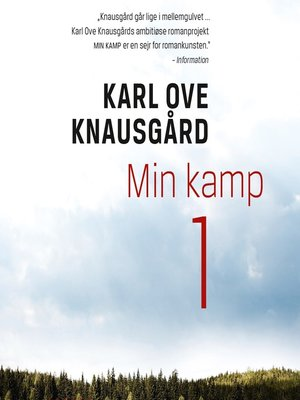 cover image of Min kamp 1