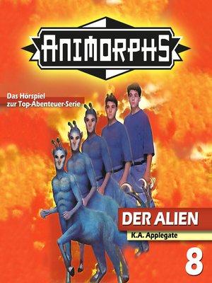 cover image of Animorphs, Folge 8
