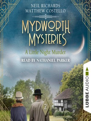 cover image of A Little Night Murder--Mydworth Mysteries, Episode 2