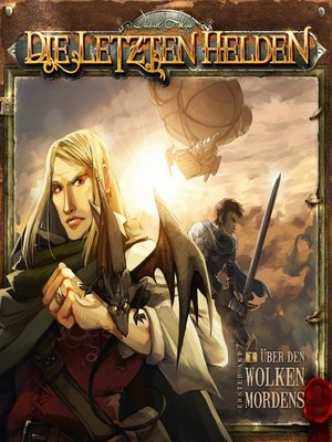 cover image of Die letzten Helden, Folge 1