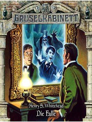 cover image of Gruselkabinett, Folge 95