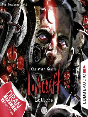 cover image of Lovecraft Letters--Lovecraft Letters, Folge 7