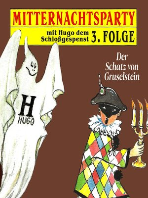 cover image of Mitternachtsparty, Folge 3