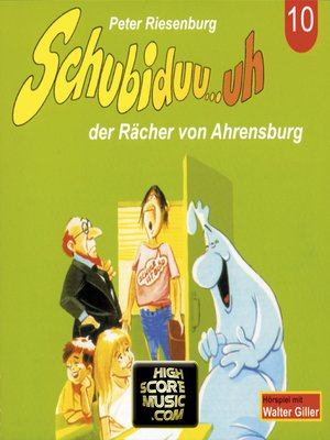 cover image of Schubiduu...uh, Folge 10