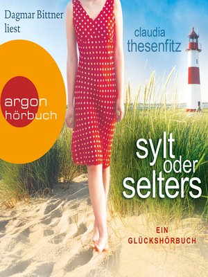 cover image of Sylt oder Selters