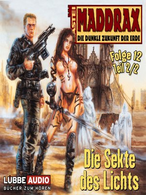 cover image of Maddrax, Folge 12