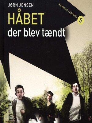 cover image of Håbet der blev tændt