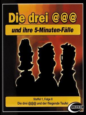 cover image of Die drei @@@ (Die drei Klammeraffen), Staffel 1, Folge 8