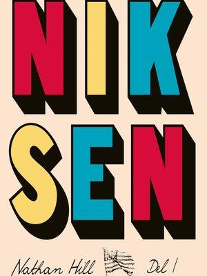 cover image of Hippie terroristen--Niksen, del 1