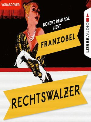 cover image of Rechtswalzer