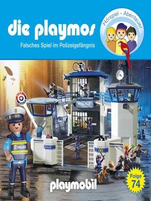 cover image of Die Playmos, Folge 74