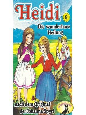 cover image of Heidi, Folge 6