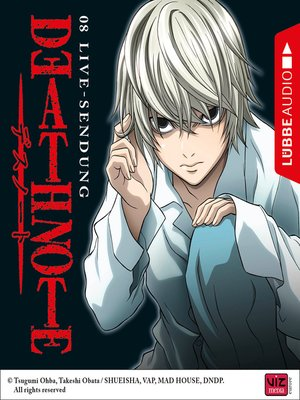 cover image of Death Note, Folge 8
