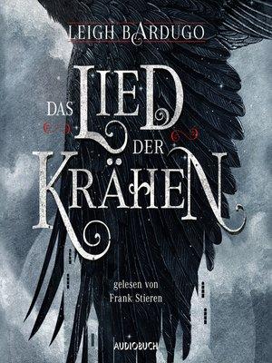 cover image of Das Lied der Krähen