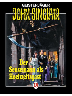 cover image of John Sinclair, Folge 19