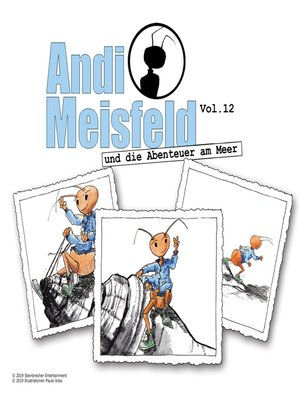 cover image of Andi Meisfeld, Folge 12