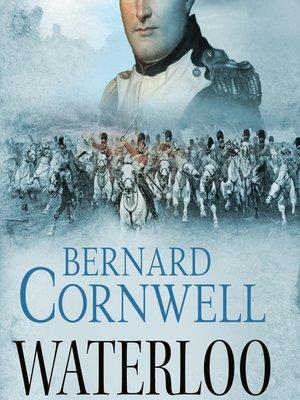 cover image of Waterloo--Historien om fire dage, tre hære og tre slag