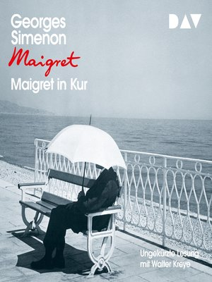 cover image of Maigret in Kur