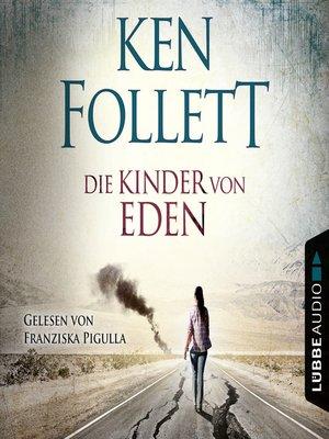 cover image of Die Kinder von Eden