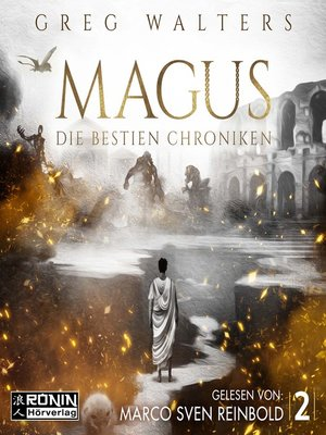 cover image of Magus--Die Bestien Chroniken, Band 2