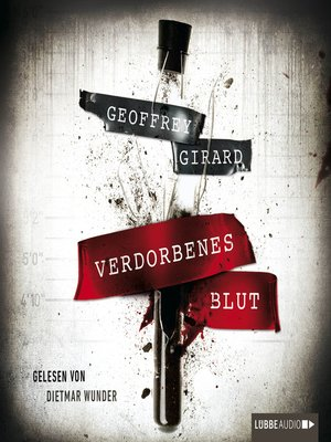 cover image of Verdorbenes Blut