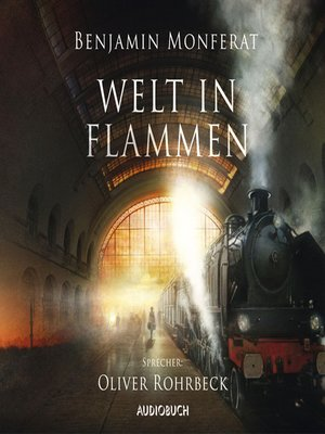 cover image of Welt in Flammen