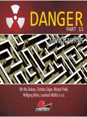 cover image of Danger, Part 15