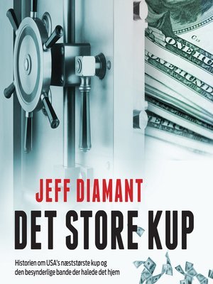 cover image of Det store kup