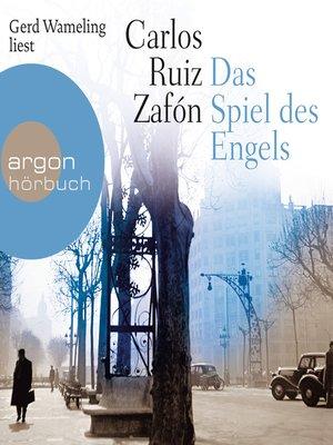 cover image of Das Spiel des Engels