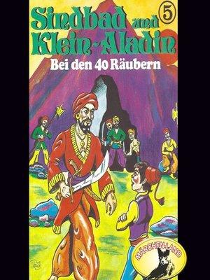cover image of Sindbad und Klein-Aladin, Folge 5