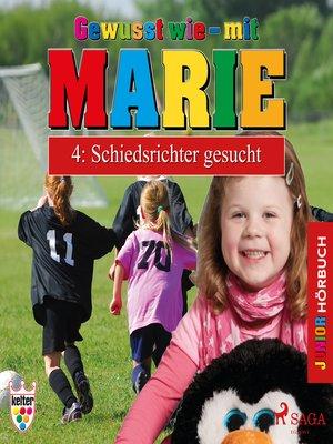 cover image of Gewusst wie--mit Marie, 4