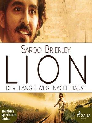 cover image of Lion--Mein langer Weg nach Hause