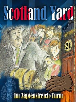 cover image of Scotland Yard, Folge 21