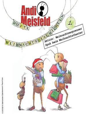 cover image of Andi Meisfeld, Dufte Weihnachtsabenteuer, Folge 01