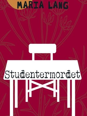 cover image of Studentermordet