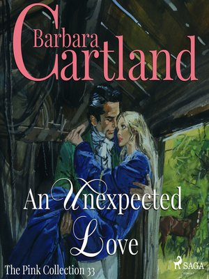 cover image of An Unexpected Love--The Pink Collection 33