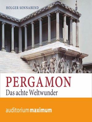 cover image of Pergamon