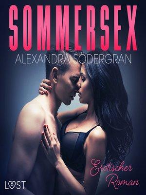 cover image of Sommersex--Erotischer Roman (Ungekürzt)