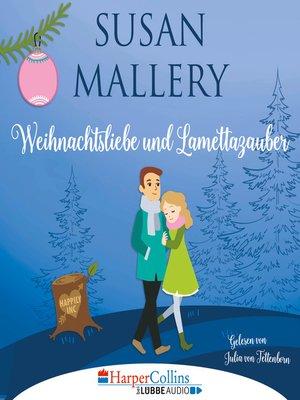 cover image of Weihnachtsliebe und Lamettazauber