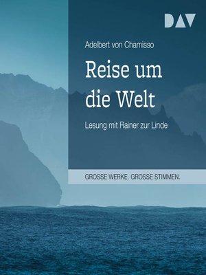 cover image of Reise um die Welt