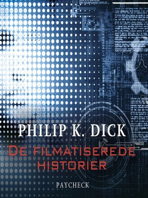 cover image of De filmatiserede historier--Paycheck