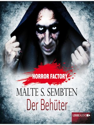 cover image of Der Behüter--Horror Factory 8