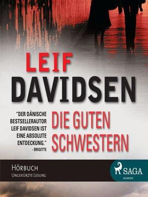 cover image of Die guten Schwestern