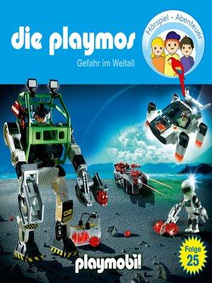 cover image of Die Playmos, Folge 25